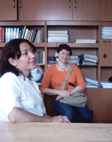 Румия и Наталья Байсоголова